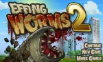 Onlinespiel : Friday Flash-Game: Effing Worms 2