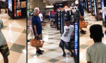 Lustiges Video : Spontaner Danceoff im Supermarkt