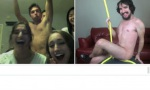 Miley Cyrus - Wrecking Ball Chatroulette